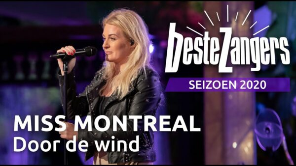 Door de wind Miss Montreal