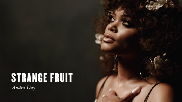 Cover Strange Fruit Andra Day