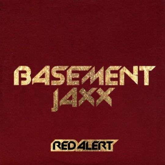 Origineel red alert basement jaxx