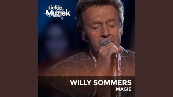 Willy Sommers Magie origineel cover