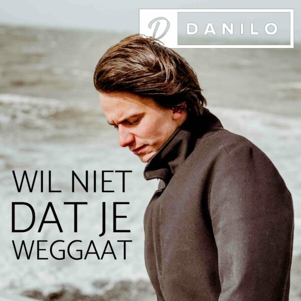 Wil niet dat je weg gaat Danilo Kuiters