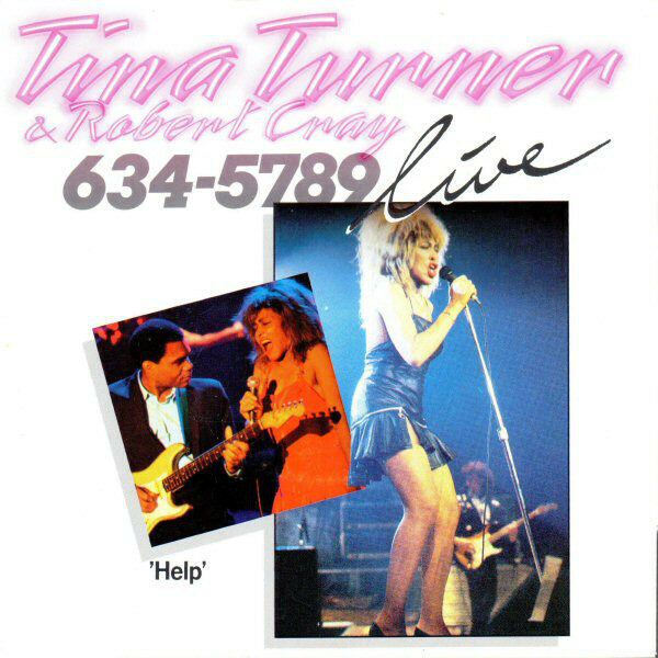 634-5789 Tina Turner